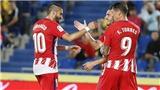 Video clip highlights bàn thắng trận Las Palmas 1–5 Atletico Madrid