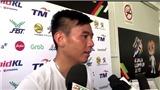 Lý Hoàng Nam thua sốc tay vợt hạng 929 thế giới, mất vàng SEA Games