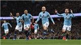 Cuộc đua vô địch Premier League: Man City, Liverpool sắp tách tốp, Arsenal hụt hơi, MU hết mơ mộng