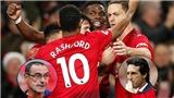 Cuộc đua Top 4 Ngoại hạng Anh: M.U bắt đầu khiến Chelsea, Arsenal lo lắng