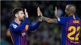 VIDEO Barcelona 3-1 Vallecano: Messi, Suarez tiếp tục tỏa sáng, Barca tiến sát ngôi vương