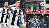 Cristiano Ronaldo lập hat-trick vào lưới Atletico Madrid: CR7 Là một, là riêng, là duy nhất