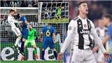 ĐIỂM NHẤN Juventus 3-0 Atletico (tổng 3-2): Ronaldo lại 'gánh team', Allegri dạy cho Simeone một bài học