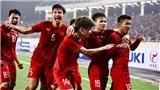 Là hạt giống hàng đầu ở VCK U23 châu Á 2020, U23 Việt Nam đầy cơ hội dự Olympic