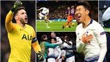 ĐIỂM NHẤN Tottenham 1-0 Man City: Người hùng Heung Min Son, điểm tựa Lloris và nỗi buồn Aguero