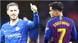 CHUYỂN NHƯỢNG 17/4: Chelsea nhắm Coutinho thay Hazard, Barca chi 100 triệu bảng mua Rashford