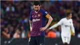 Van Gaal: 'Messi là nguyên nhân chính khiến Barca thất bại ở Champions League'