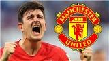 Chuyển nhượng MU: Maguire muốn đến MU nhưng không nộp đơn ra đi, Leicester đòi đúng 85 triệu
