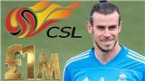 CHUYỂN NHƯỢNG Real 22/7: Bale sắp sang Trung Quốc. Asensio ở lại Madrid vì bạn gái