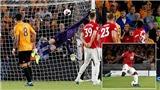 VIDEO Wolves 1-1 MU: Pogba đá hỏng phạt đền, Quỷ đỏ đánh rơi 2 điểm đáng tiếc