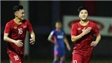 Lịch thi đấu bóng đá nam SEA Games 2019: Lịch bóng đá U22 Việt Nam