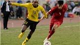 Việt Nam và Malaysia đá thế nào trong 5 lần đối đầu gần nhất?