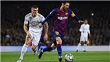 Barcelona 0-0 Real Madrid: Messi bất lực, Bale bị từ chối, Kinh điển bất phân thắng bại