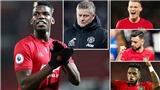 Vấn đề mới của MU: Pogba trở lại, Quỷ đỏ sẽ đá với sơ đồ nào?