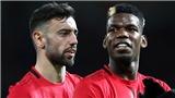 QUAN ĐIỂM: Bruno Fernandes và Paul Pogba có thể giúp MU đuổi kịp Liverpool