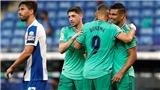 VIDEO bàn thắng Espanyol 0-1 Real Madrid: Casemiro lập công, Real tái chiếm ngôi đầu La Liga