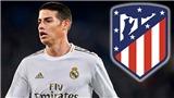 Chuyển nhượng Liga 7/8: James Rodriguez tiến sát Atletico. Sao Barca sắp tới Ngoại hạng Anh