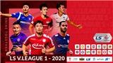 BÌNH LUẬN: Chưa có 'trật tự mới' cho V-League 2020