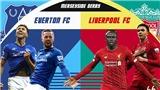 Cập nhật trực tiếp bóng đá Ngoại hạng Anh: Everton vs Liverpool, Man City vs Arsenal