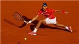 Kết quả Roland Garros 5/10, sáng 6/10: Djokovic thắng dễ Khachanov, Tsitsipas loại 'tiểu Federer'
