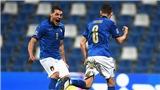 UEFA Nations League 2020-21: Italia và Bỉ tiếp bước Pháp, Tây Ban Nha dự VCK