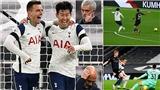 ĐIỂM NHẤNTottenham 2-0 Man City:Son-Kane nâng bước Tottenham, Mourinho cao tay hơn Pep