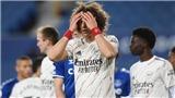 Bảng xếp hạng Ngoại hạng Anh vòng 14: Man City tạm vượt MU, Arsenal đối mặt nguy cơ rớt hạng
