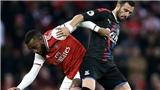 Video clip highlights trận Arsenal vs Crystal Palace