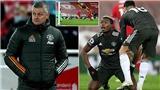 Pogba xin lỗi toàn đội MU sau khi hòa Liverpool