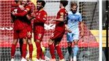 Video clip bàn thắng trận Liverpool vs Burnley