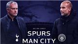 Lịch thi đấu chung kết Cúp Liên đoàn Anh: Tottenham đại chiến Man City, Mourinho so tài Pep Guardiola