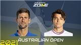 Kết quả Australian Open hôm nay: Djokovic thắng vất vả, Dominic Thiem ngược dòng ngoạn mục