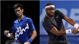 Kết quả tennis Australian Open hôm nay: Djokovic, Thiem thẳng tiến. Wawrinka bất ngờ bị loại