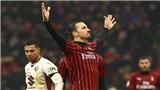 Video clip bàn thắng trận Verona vs Milan