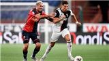 Video clip bàn thắng trận Juventus vs Genoa
