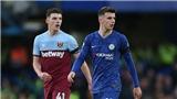 Cập nhật trực tiếp bóng đá Anh: Liverpool vs Newcastle, West Ham vs Chelsea