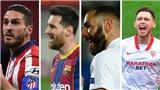 Cuộc đua vô địch La Liga: Barcelona lăm le tiếm ngôi đầu. Cuộc đua tứ mã cực căng thẳng