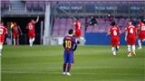 Bảng xếp hạng bóng đá Tây Ban Nha: Barcelona lại hụt hơi so với Real Madrid và Atletico