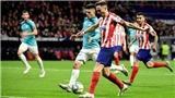 Video clip bàn thắng trận Atletico vs Osasuna