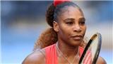 Kết quả tennis hôm nay.  Serena Williams thẳng tiến, Venus Williams bị loại ngay vòng 1
