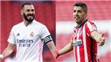 CẬP NHẬT trực tiếp bóng đá La Liga vòng 38: Real Madrid vs Villarreal. Valladolid vs Atletico