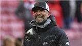 Juergen Klopp: 'Nếu là 10 tuần trước, làm gì có chuyện Liverpool vào được top 4'