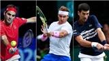 Kết quả bốc thăm Roland Garros 2021: Djokovic, Nadal, Federer cùng một nhánh đấu