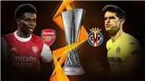Video clip bàn thắng trận Arsenal vs Villarreal
