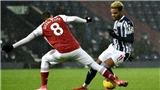 Link xem trực tiếp Arsenal vs West Brom. K+, K+PM trực tiếp bóng đá Ngoại hạng Anh