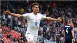 Cầu thủ CH Séc ghi bàn siêu phẩm siêu đẹp từ giữa sân vào lưới Scotland
