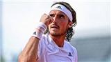 Kết quả Roland Garros hôm nay: Stefanos Tsitsipas ngược dòng. Serena Williams thẳng tiến