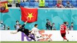 Biến tấu cùng EURO: Chuyện lá cờ, sự xúc cảm và thói 'bà cô nhức răng'