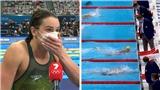 Kình ngư Kaylee McKeown: Lập kỷ lục Olympic sau nỗi đau mất cha
