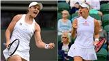 Kết quả Wimbledon 8/7, sáng 9/7: Ashleigh Barty tranh chức vô địch cùng Pliskova
